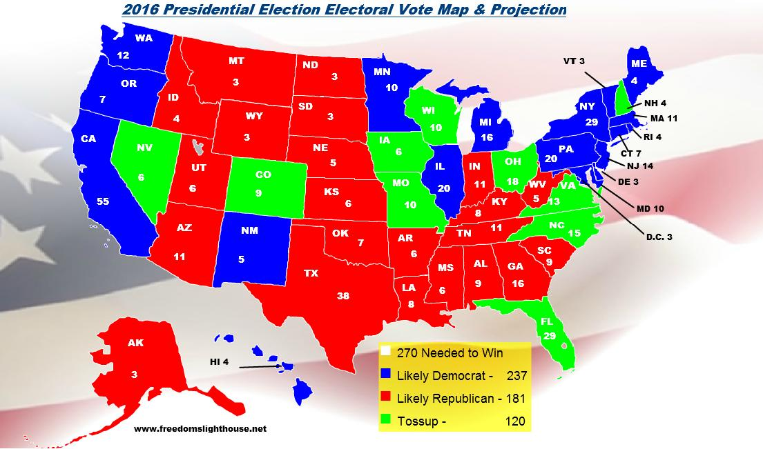 presidential election projections Final projections: clinton 323 ev, 51 this election would category-five-level-hurricane headwinds in what has easily been the craziest presidential.
