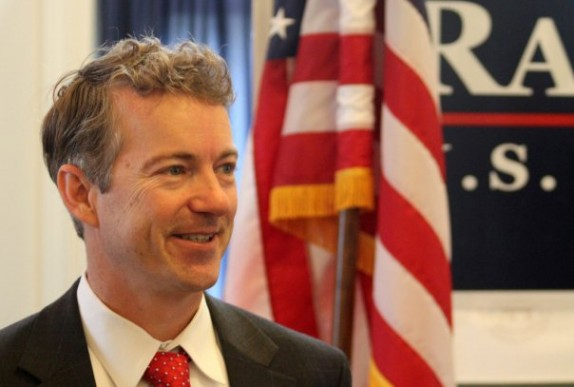 GOP U.S. Senator from Kentucky - Rand Paul