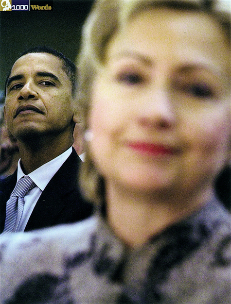 Could Hillary Clinton challenge President Obama in 2012?