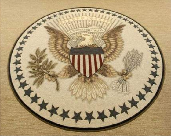 oval office carpet. Official Presidential Seal Oval Office Carpet A