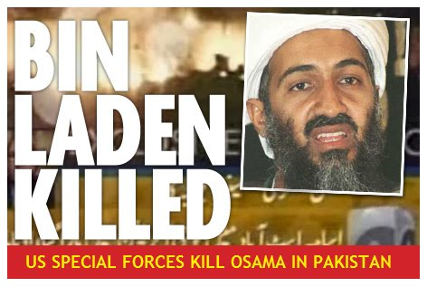 Osama bin Laden Killed by U.S. Forces